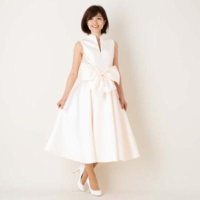 イブニングドレス パーティードレス ノースリーブ ロング 結婚式 二次会 お呼ばれ 発表会 演奏会  韓国白Mサイズ