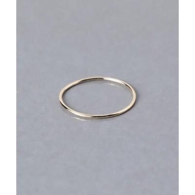 指輪 <les bonbon(ル ボンボン)>10K SIMPLE リング
