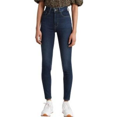 リーバイス レディース カジュアルパンツ ボトムス Levi's Women's 721 High Rise Skinny Jeans Bogota Feels