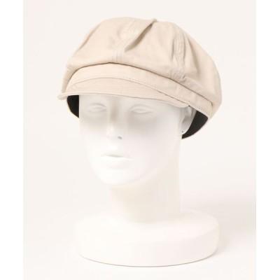 Revo. / COTTON TWILL CASKET コットンツイル キャスケット WOMEN 帽子 > キャップ
