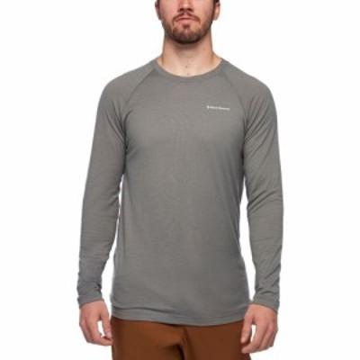 ブラックダイヤモンド Black Diamond メンズ 長袖Tシャツ トップス Rhythm Long - Sleeve T - Shirt Nickel
