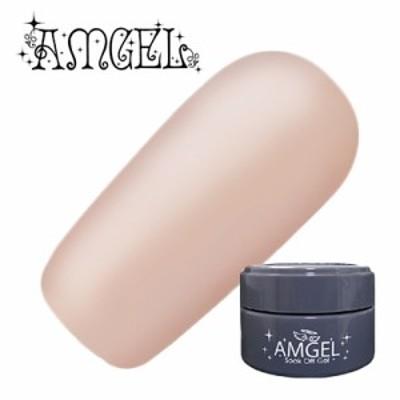 ジェルネイル セルフ カラージェル アンジェル AMGEL カラージェル AG4006 ベージュの囁き 3g