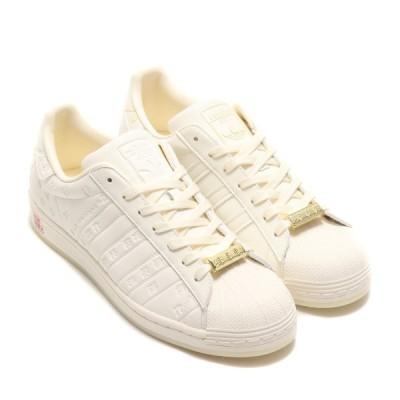 アディダス adidas スニーカー スーパースター (CREAM WHITE/CREAM WHITE/GOLD METALLIC) 21SS-S