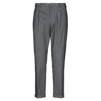 バランタイン BALLANTYNE パンツ スチールグレー 52 コットン 100% パンツ