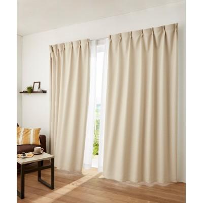 削除/廃番【送料無料!】パステル遮光カーテン ドレープカーテン(遮光あり・なし) Curtains, blackout curtains, thermal curtains, Drape(ニッセン、nissen)