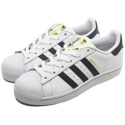 ADIDAS アディダス スーパースターW (ウィメンズ) [サイズ:25cm] [カラー:ホワイト×グレー×ゴールド] #BY3922 靴