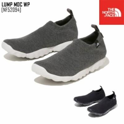 2021 春夏 新作 ノースフェイス THE NORTH FACE ランプ モック ウォータープルーフ LUMP MOC WP 靴 シューズ NF52094 メンズ レディース