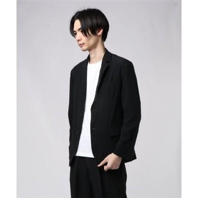 ジャケット テーラードジャケット 【BURNER SELECT】ナイロンストレッチテーラードジャケット