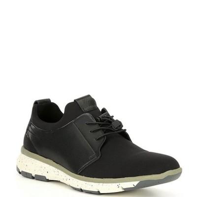 ケネスコール メンズ スニーカー シューズ Men's Gerrit Leather & Neoprene Sneakers