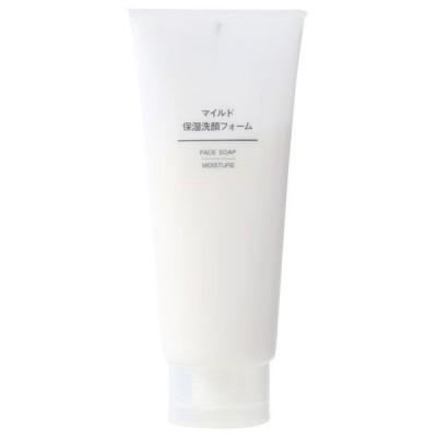 無印良品 マイルド保湿洗顔フォーム(大容量) 200g 37280724 良品計画