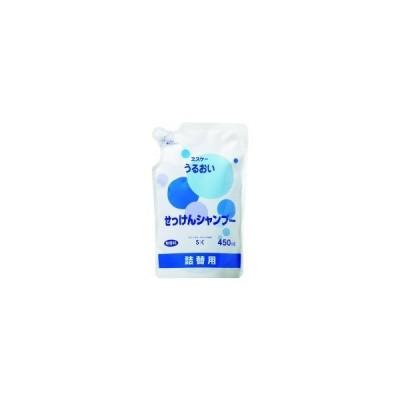 うるおい せっけんシャンプー つめかえ用 (石鹸シャンプー) ( 450ml )/ エスケー石鹸
