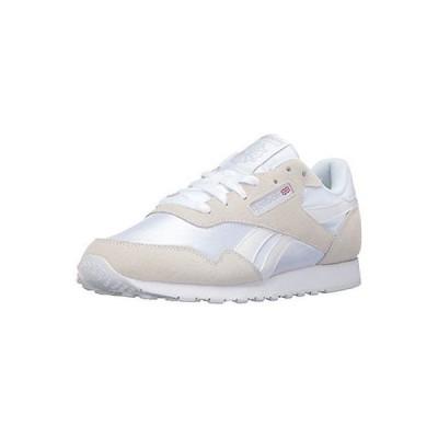リーボック アスレチック Reebok BD1557 レディース Royal ナイロン ファッション スニーカー White/white/steel