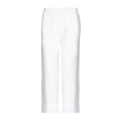 ジャッカ JUCCA パンツ ホワイト 40 コットン 100% パンツ