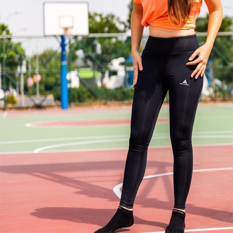 AREX SPORT  輕量男女壓縮日著機能運動褲 男女大童皆適合穿著 AS-9562 XS-3L