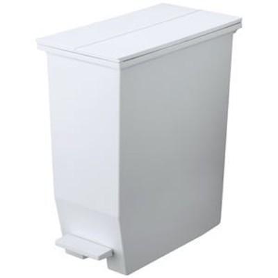 ds-2401809 リス 棚下で使える ペダルダストボックス/ゴミ箱 30L グレー 〔台所 キッチン リビング〕 (ds2401809)