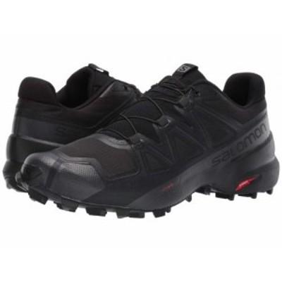 Salomon サロモン メンズ 男性用 シューズ 靴 スニーカー 運動靴 Speedcross 5 Black/Black/Phantom【送料無料】