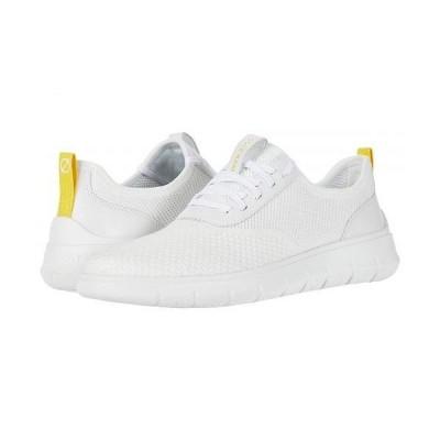 Cole Haan コールハーン メンズ 男性用 シューズ 靴 スニーカー 運動靴 Generation Zerogrand Stitchlite - Optic White Knit