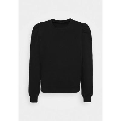 ラスカーナ パーカー・スウェットシャツ レディース アウター Sweatshirt - schwarz
