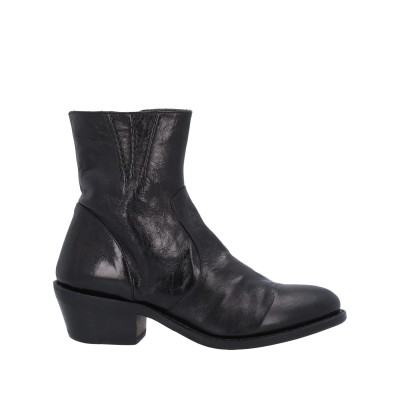 FIORENTINI+BAKER ショートブーツ ブラック 37 革 ショートブーツ