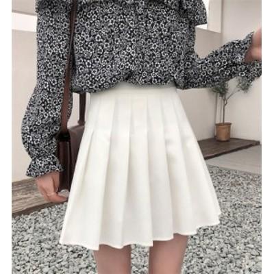 二枚送料無料/ミニスカート プリーツスカート ミニ フレア ボトムス スクール制服 2色 無地スカート 学生 学生服コスチューム 女子高生