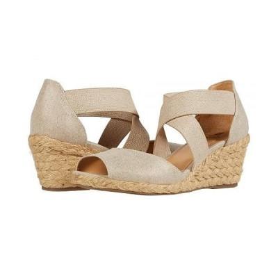 White Mountain ホワイトマウンテン レディース 女性用 シューズ 靴 ヒール Hudlin - Gold