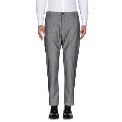 OFFICINA 36 クラシックパンツ  メンズファッション  ボトムス、パンツ  その他ボトムス、パンツ グレー