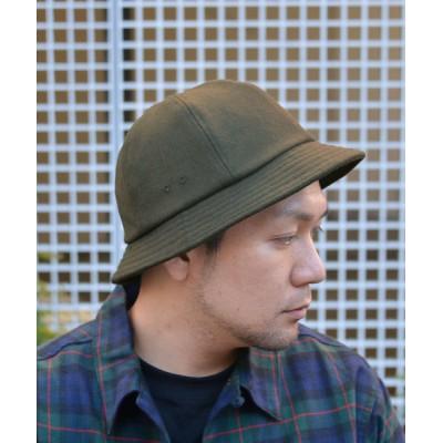 帽子 ハット QUARTER GALLERY メルトンメトロHAT