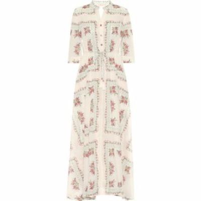 トリー バーチ Tory Burch レディース ワンピース ワンピース・ドレス Floral cotton dress Garden Veil
