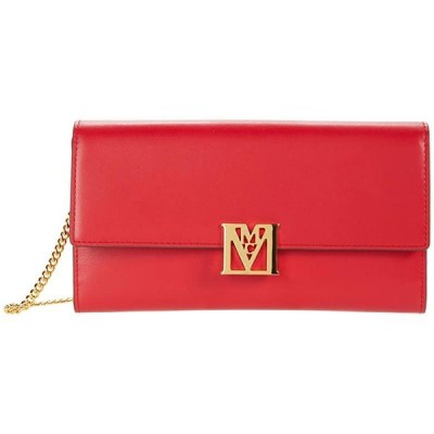 MCM Mena Flap Wallet/Trifold Large レディース ハンドバッグ かばん Chinese Red