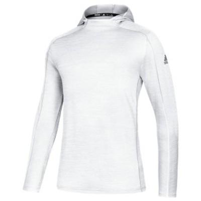 アディダス メンズ パーカー・スウェット アウター adidas Team Game Mode Training Hood Top White