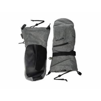 バートン メンズ 手袋 アクセサリー GORE-TEX Mitt Bog Heather