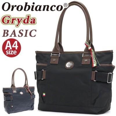 Orobianco オロビアンコ トートバッグ 正規品 メンズ BASIC トート 手提げ 肩掛け メンズバッグ カバン