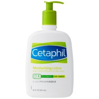 セタフィル モイスチャライジングローション BIGボトル(591mL) <Cetaphil>