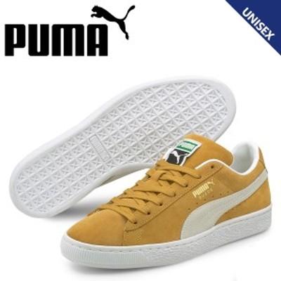 PUMA プーマ スウェード クラシック スニーカー メンズ レディース スエード SUEDE CLASSIC 21 374915-05