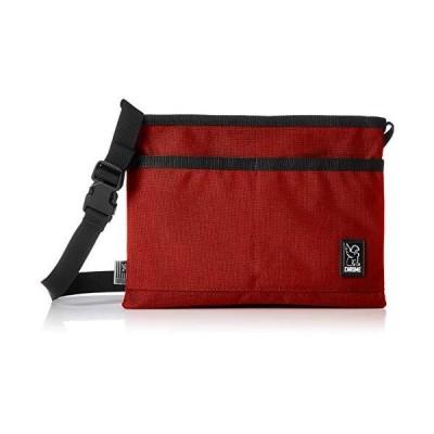 [クローム] MINI SHOULDER BAG (2019年モデル) ミニショルダーバッグ サコッシュ ボディーバッグ RED