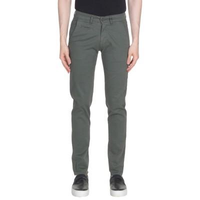 LIU •JO MAN パンツ グレー 46 コットン 97% / ポリウレタン 3% パンツ