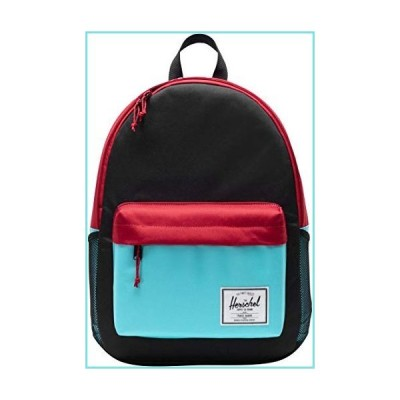 Herschel Supply Co. Classic X-Large Black/Red/Bachelor Button One Size【並行輸入品】