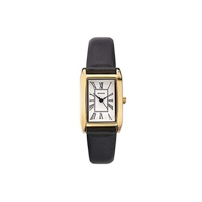 【新品】Sekonda (セコンダクラシックレディースクォーツ腕時計ホワイトダイヤルアナログ表示とブラックストラップ2693