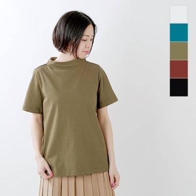 【クーポン対象】nisica ニシカ コットンガンジーネック半袖カットソー nis-900