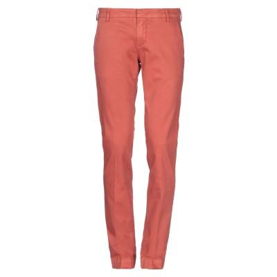 アントレ アミ ENTRE AMIS パンツ 赤茶色 30 コットン 98% / ポリウレタン 2% パンツ