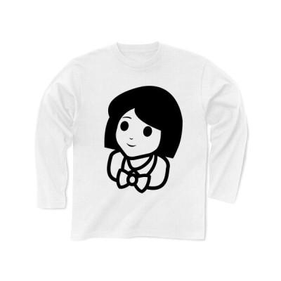 アイドルの素No.5 長袖Tシャツ(ホワイト)