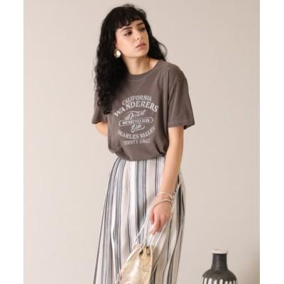 SUPERIOR CLOSET / Biker Tシャツ《GOOD ROCK SPEED》 WOMEN トップス > Tシャツ/カットソー