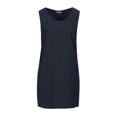 UNDERCOVER チューブドレス  レディースファッション  ドレス、ブライダル  パーティドレス ダークブルー
