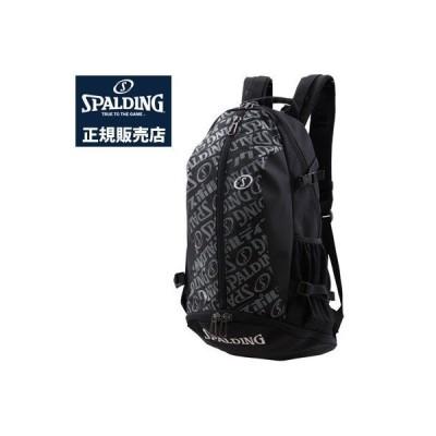 【正規販売店】スポルディング バスケットボール用バック CAGER バックパック ケイジャー タイポグラフィー 40-007TG
