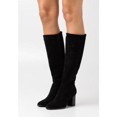アンナフィールド レディース 靴 シューズ LEATHER - Boots - black