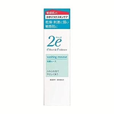 2e(ドゥーエ) 洗顔ムース 敏感肌用洗顔料 低刺激処方 泡で出てくるポンプタイプ 120ml
