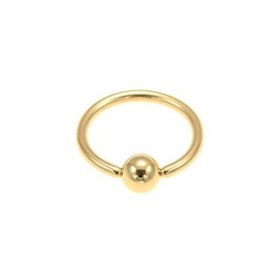 ラプラス laplace ボディピアス body-piercing ゴールド キャプティブ ビーズリング ボディーピアス 専門店 16G (