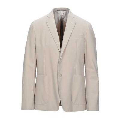 HAVANA & CO. テーラードジャケット ベージュ 54 コットン 52% / ナイロン 40% / ポリウレタン 8% テーラードジャケット