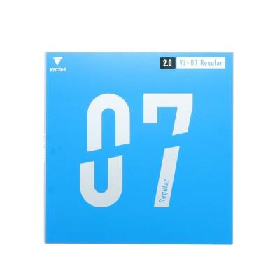 ヴィクタス VICTAS 卓球 ラバー(裏ソフト) VJ>07 Regular レギュラー 020711