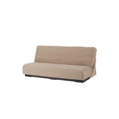 ブレスエアー入り高密度スプリングのソファ―ベッド(フランスベッド)